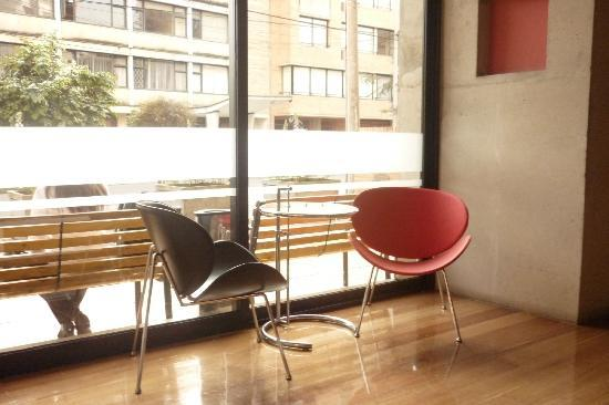 Mercure Bogota BH Retiro: Lobby del hotel