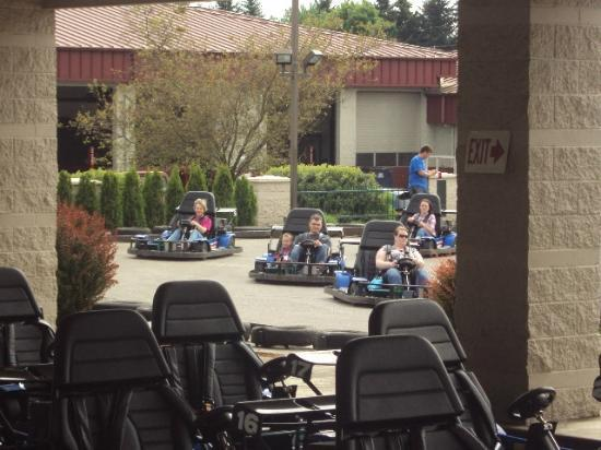 Wilsonville, OR: Go carts