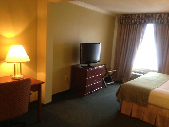 Radisson Hotel Dallas North-Addison: Room