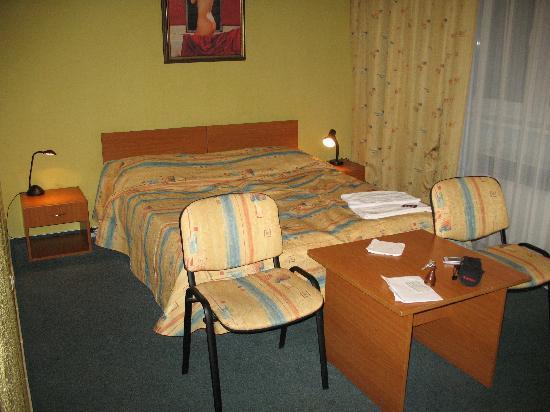 Hotel Mira: номер