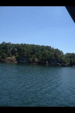 Greers Ferry, AR: Greer's Ferry Lake
