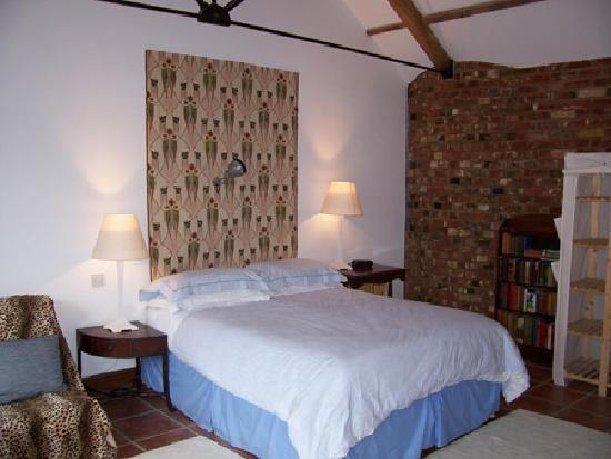 The Granary: Bedroom