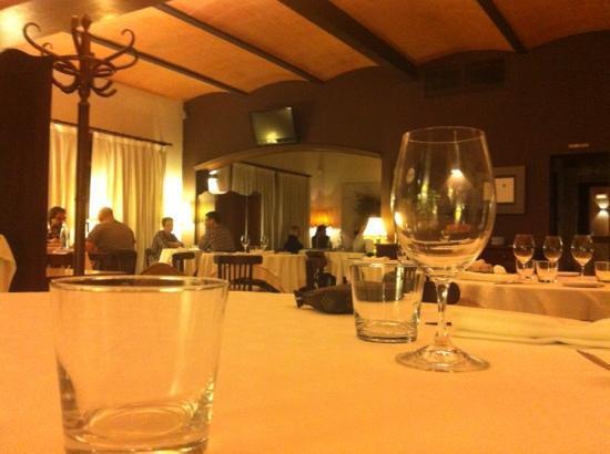 Restaurant l'Atzar: interior