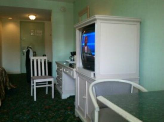 Hotel Chateaubleau: Habitacion