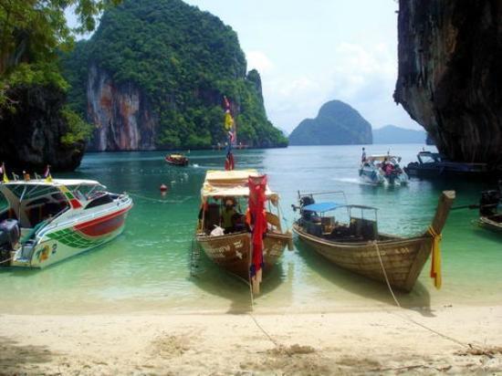 Krabi Kayak: Island hopping