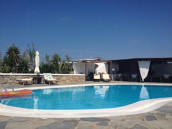 โรงแรมเจสัน: the pool