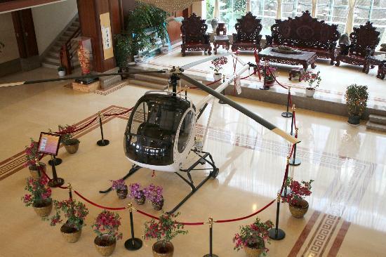 Lianshi Hotel : 酒店大廳