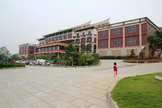 Lianshi Hotel : 酒店外觀