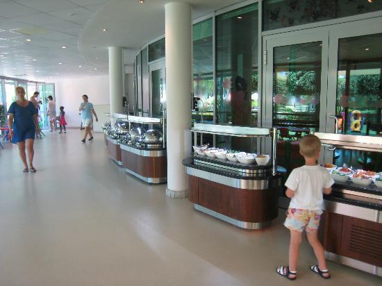 Calista Luxury Resort: mini club