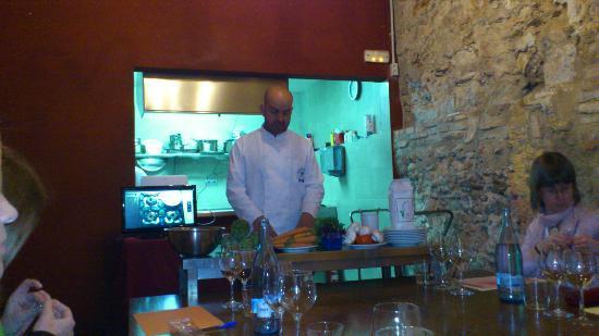 curso de cocina organizado por el restaurante: fotografía de El ...