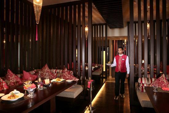 Rangoli Restaurant Yas Island