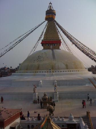 Kathmandu Friendly Home: Bauddha Nath Temple