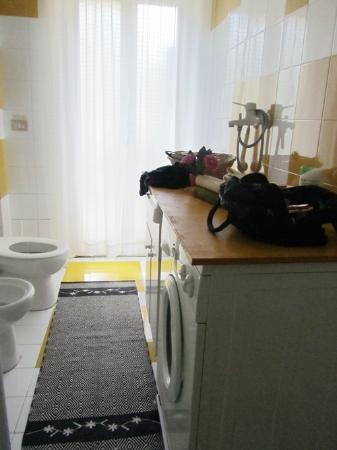 Kore B&B : salle bain