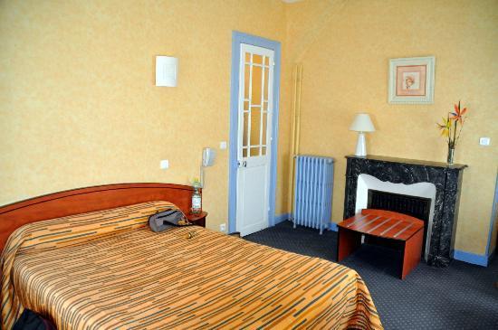Hotel De La Paix : unser Zimmer