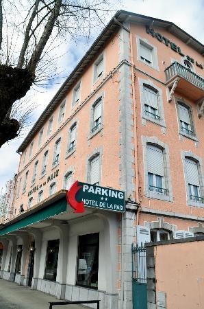 Hotel De La Paix : das Hotel