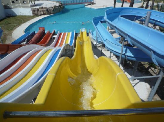 SunConnect One Resort Monastir: acquapark avril 2012