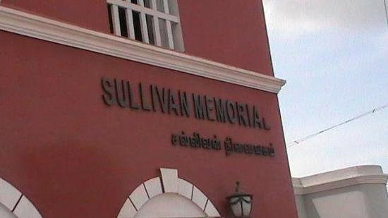 Kotagiri, India: John Sullivan Memorial