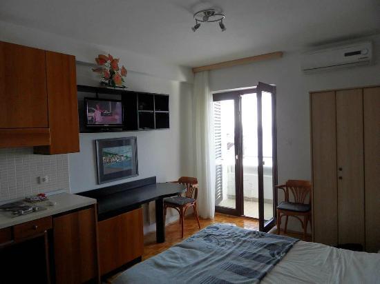 Villa Roses Apartments & Wellness: monolocale