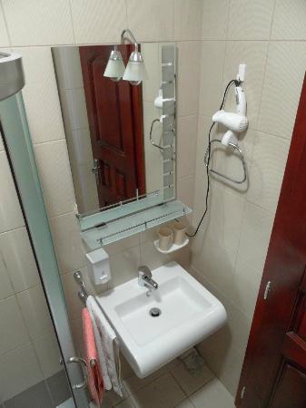 Villa Roses Apartments & Wellness: bagno