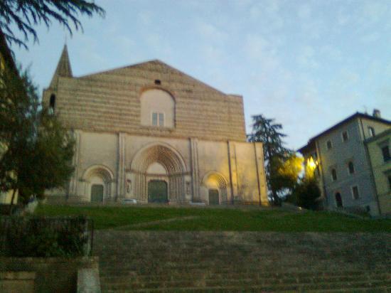 Todi, Italia: Chiesa di San Fortunato