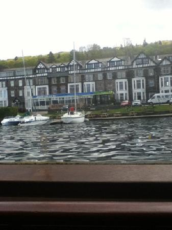 Elim Lodge: views of ambleside