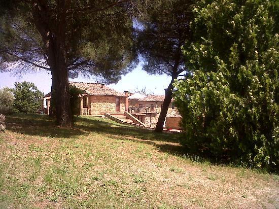 Agriturismo Castello di Selvole: Il villaggio