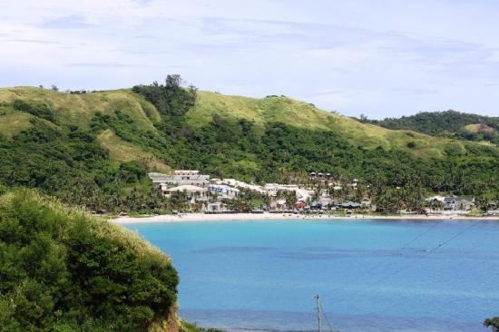 Hannah's Beach Resort and Convention Center: The Blue Lagoon