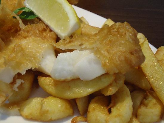 Bells Fish Restaurant: Beautiful Cod