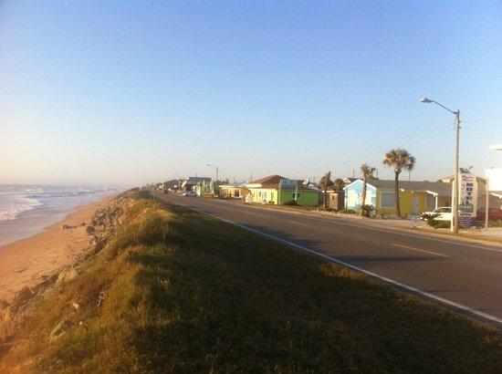 Flagler Beach Motel: Florida's Atlantic coast at it's best.