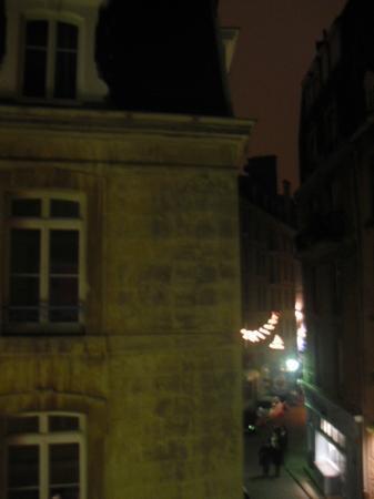 Hotel Anne de Bretagne : Vista desde la habitación