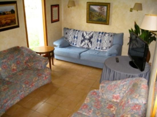 El Moli de Siurana: Sit corner