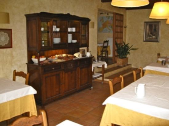 El Moli de Siurana: Dinningroom