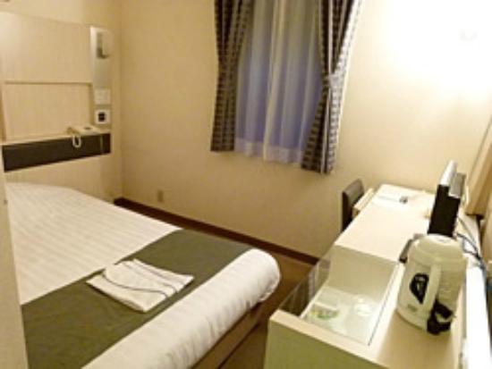 Hotel Miwa Numazu : 部屋の様子