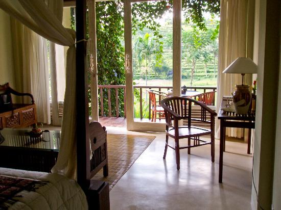 Surya Shanti Villa: our room (Agung 4)