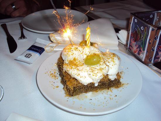 The Black Cat: The best dessert ever: Kadayef