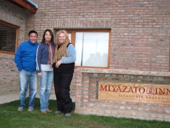 Miyazato Inn : Diana con dos seres humanos fuera de serie