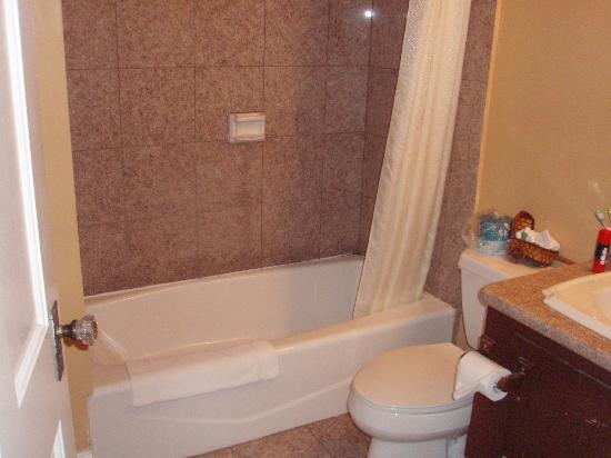 Queen Anne Hotel: Bathroom
