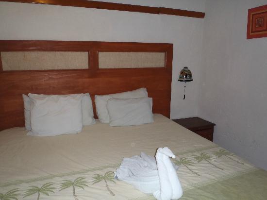 Hotel Playa del Karma : Chambre n°8