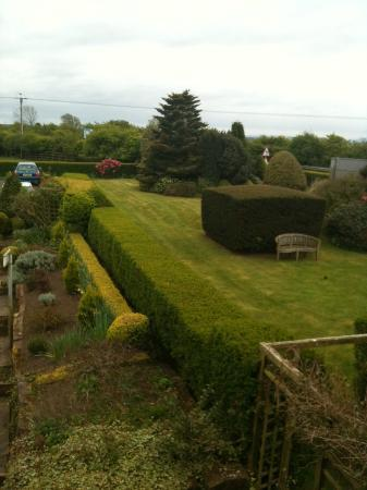 The Gretna Chase Hotel: View from one of the guests room