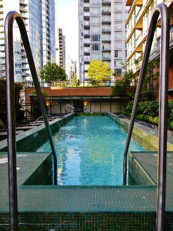 L'Hermitage Hotel: Lap Pool