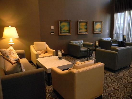 L'Hermitage Hotel: Business Area