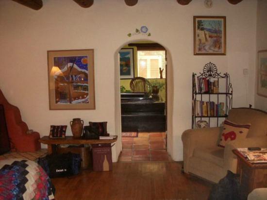 Hacienda del Sol: Room 2