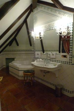 Alchymist Nosticova Palace : I want one of those bathtub