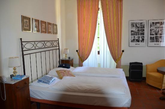 Dievole: Schlafzimmer Suite Broccato