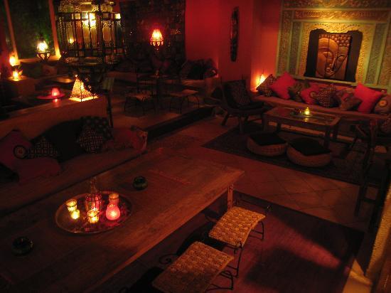 Buddha Cafe: Buddha Café chill-out