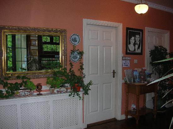 Ard na Greine: Reception hallway