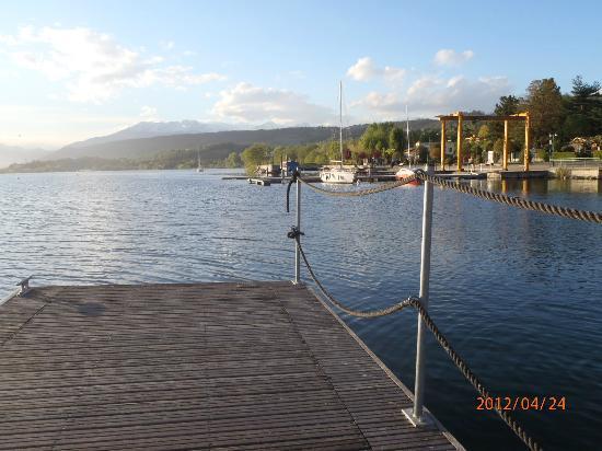 Villa d'Azeglio: Lac de Viverone