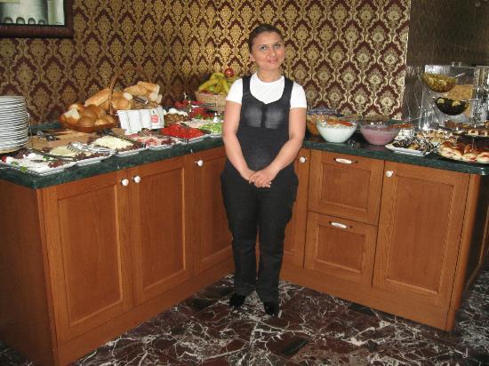 Lausos Hotel: breakfast
