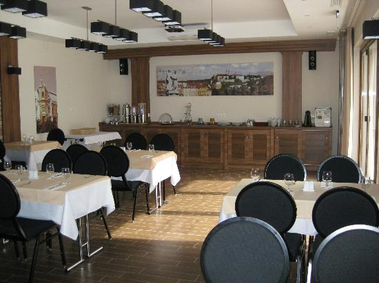 Hotel Oliva : Frühstücksraum