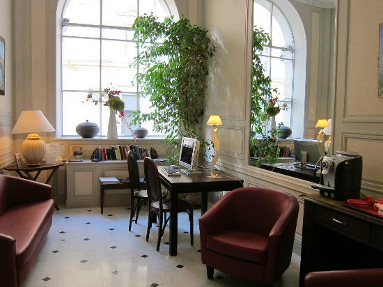 Hotel Continental by HappyCulture : Lounge Hotel Continental